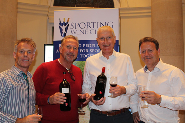 SWC showcase their entire Wine Portfolio at the ICAEW