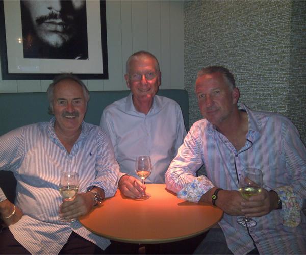 Geoff, Bob & Beefy