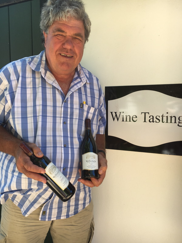 Welbedacht Wine Estate – A Harvest Story