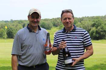 The Sporting Wine Club go golfing!