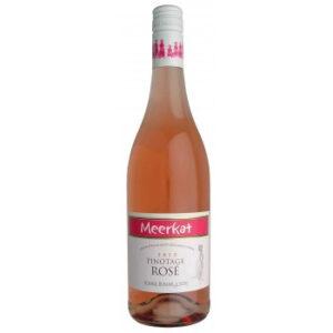 Meerkat Pinotage Rose