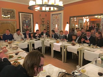 Sporting Wine Club's Sumaridge Estate Winemaker's Dinner
