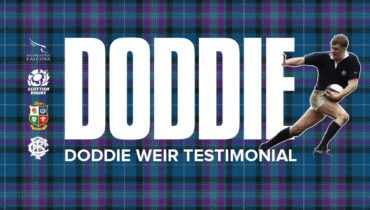 SWC's Charity Target For Doddie Weir – Amazing Wine Offer!