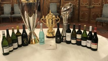 SWC & The World's Finest Rugby Trophies