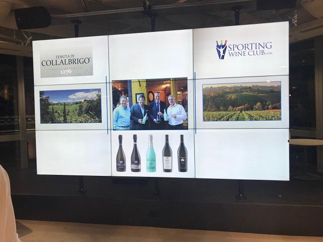 SWC & CSM – Corporate Christmas Wine Tasting