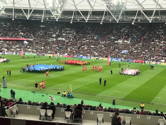 SWC And London Olympic Stadium
