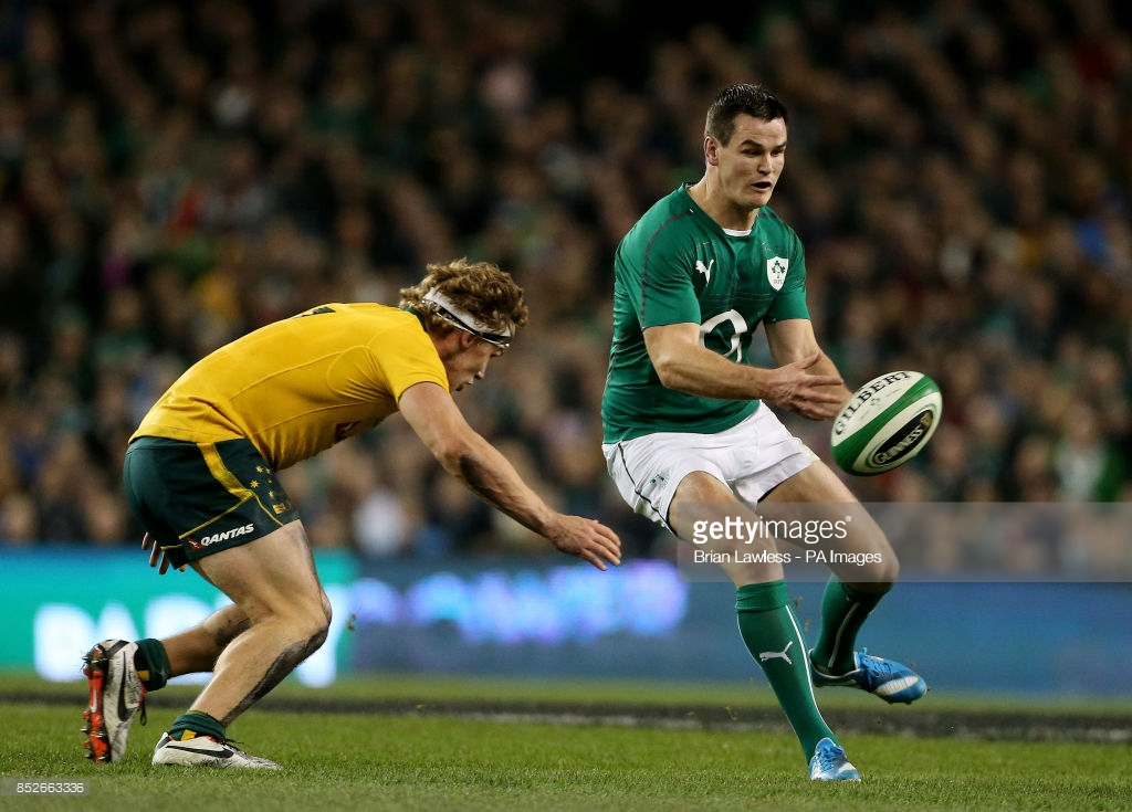 Rugby Greens And Gold Paint A Picture Of Progress