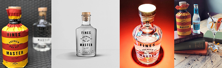 Fines Master Gin
