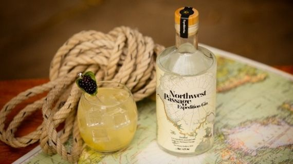 A Gin rich in flavour, steeped in history and brimming with record-breaking ambition…
