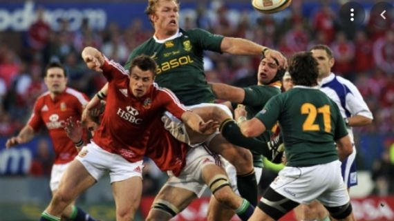 Premiership Rugby Glory Beckons as the Rainbow Nation awaits Lions